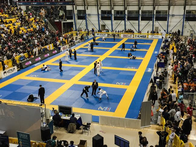 jiu jitsu tournaments California